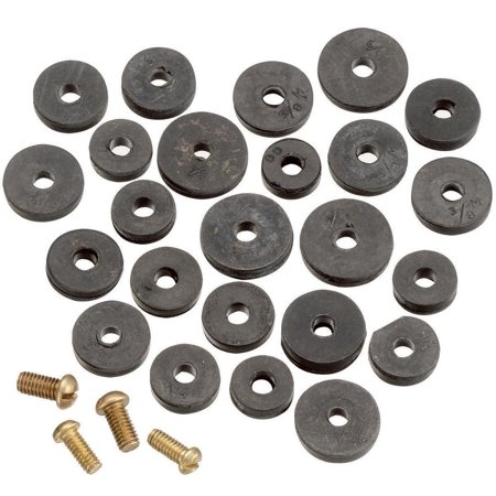 - FAUCET WASHER FLAT ASSORTED