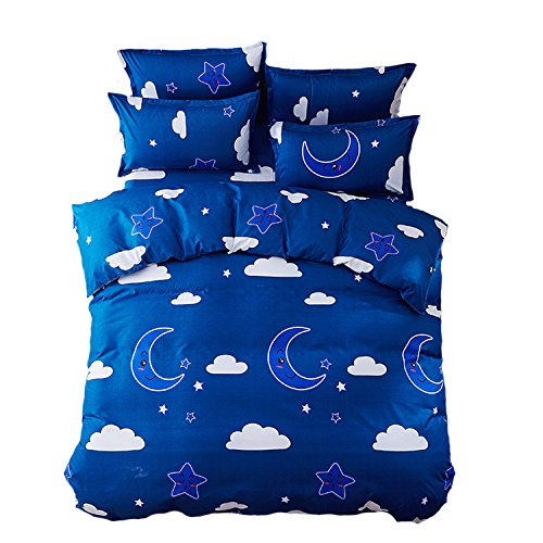 Mumgo Home Textile Bedding Sheet Duvet Cover Sets 100% Po...