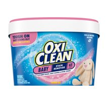 Stain Removers: Oxi Clean Baby