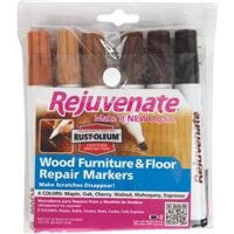 Wood Floor And Furniture Touch-Up Marker 2Pk