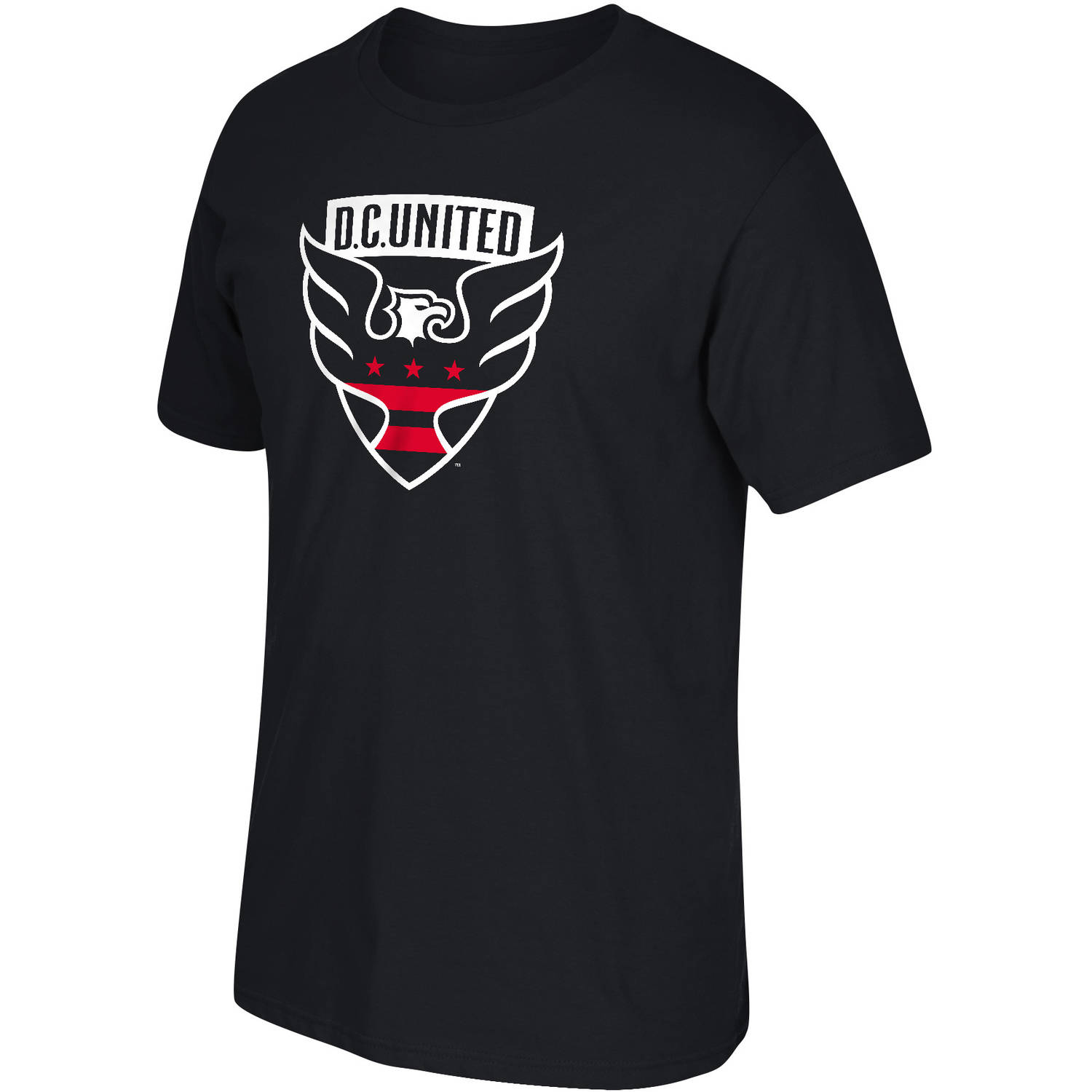MLS-DC United-Men's-Logo Tee