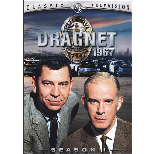 Dragnet 1967: Season 1 (Full Frame)