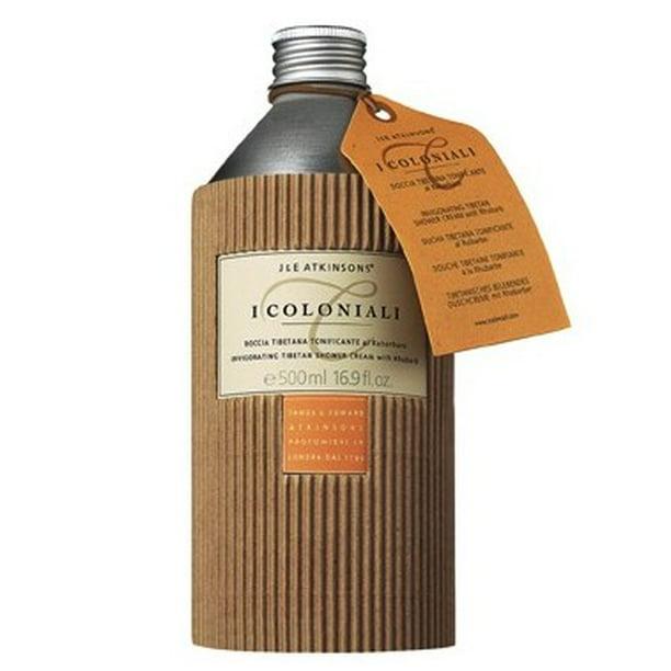 I Coloniali Invigorating Tibetan Shower Cream With Rhubarb 500ml 16 9 Oz Walmart Com Walmart Com