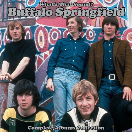 Buffalo Springfield - What's That Sound - Complete Albums Collection (CD) - image 1 of 1