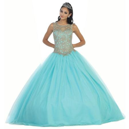 ENCHANTING CINDERELLA FORMAL BALL GOWN - Cinderella Ballgown