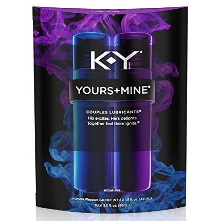 K-Y Yours Mine Reviews
