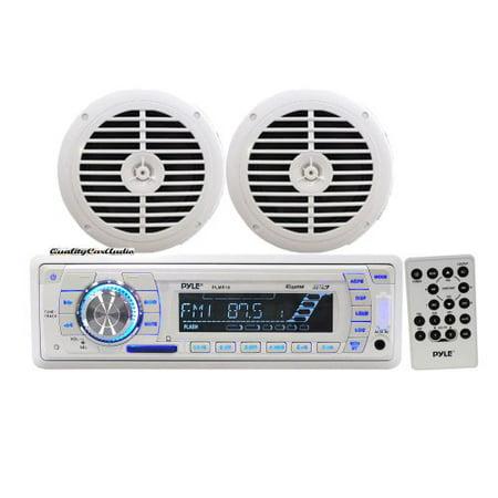 AM/FM-MPX PLL Tuning Radio w/SD/MMC; USB + 5 1/4