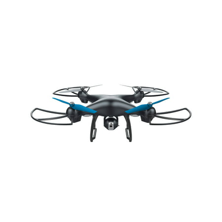 Promark P70 GPS Shadow Drone - Premier GPS-Enabled Drone with Follow Me Technology - 6-Axis Gyroscope for Panoramic Shots - Lithium Batteries Included - 720p WiFi Camera - Includes VR Goggles