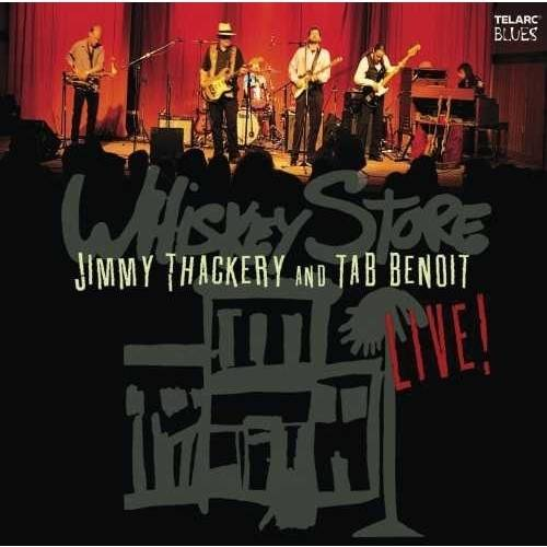 Personnel: Jimmy Thackery, Tab Benoit (vocals, guitar); Jimmy Carpenter (saxophone); Ken Faltinson (Hammond B-3 organ); Carl Dufrene (bass); Darryl White, Mark Stutso (drums).<BR>Recorded live at The Unity Centre For Performing Arts, Unity, Maine on March 24, 2003.