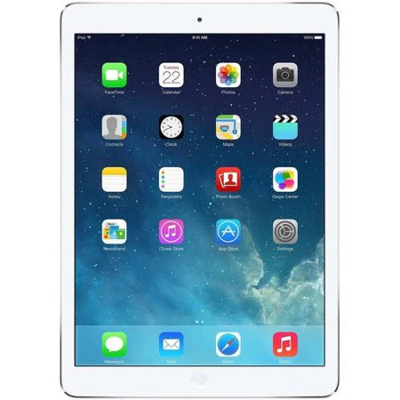 "GET Refurbished Apple 32GB iPad Air with WiFi 9.7"" Touchscreen Tablet Featuring iOS 9 Operating System NOW"