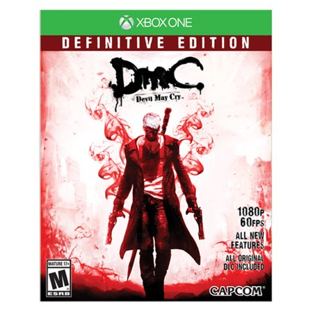 DMC Devil May Cry Definitive Edition (Xbox One) - image 1 of 2