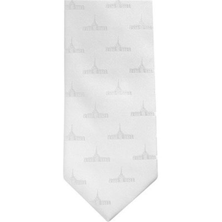 Matching Tie Guy 5549 59 in. Adult Necktie - Sacramento Temple - image 1 of 1