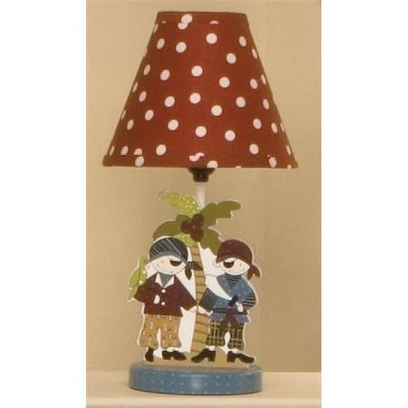 Pirates Cove Decorator Lamp - Pirate Lamps