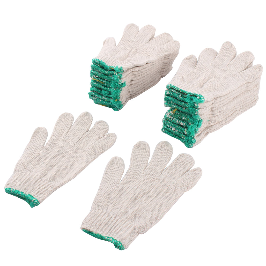 12 Pair Knitting Industry Construction Work Working Hand