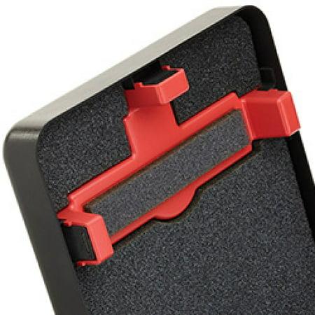 Hornady Tripoint Lock Box Handgun Steel Safe, Black