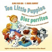 Ten Little Puppies/Diez Perritos : Bilingual Spanish-English