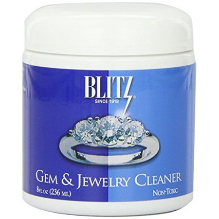 Gem & Jewelry Cleaner by, THIS ITEM IS A CONCENTRATE. By Blitz - Gem Sparkle Concentrate
