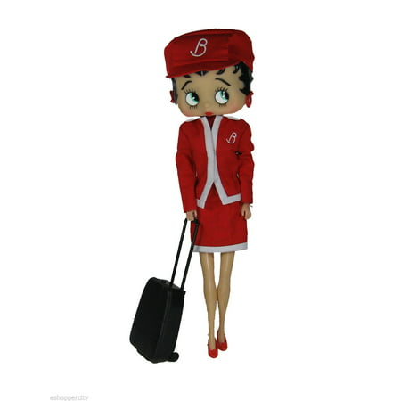 Betty Boop Air Fight Attendent  Outfit  Doll 12