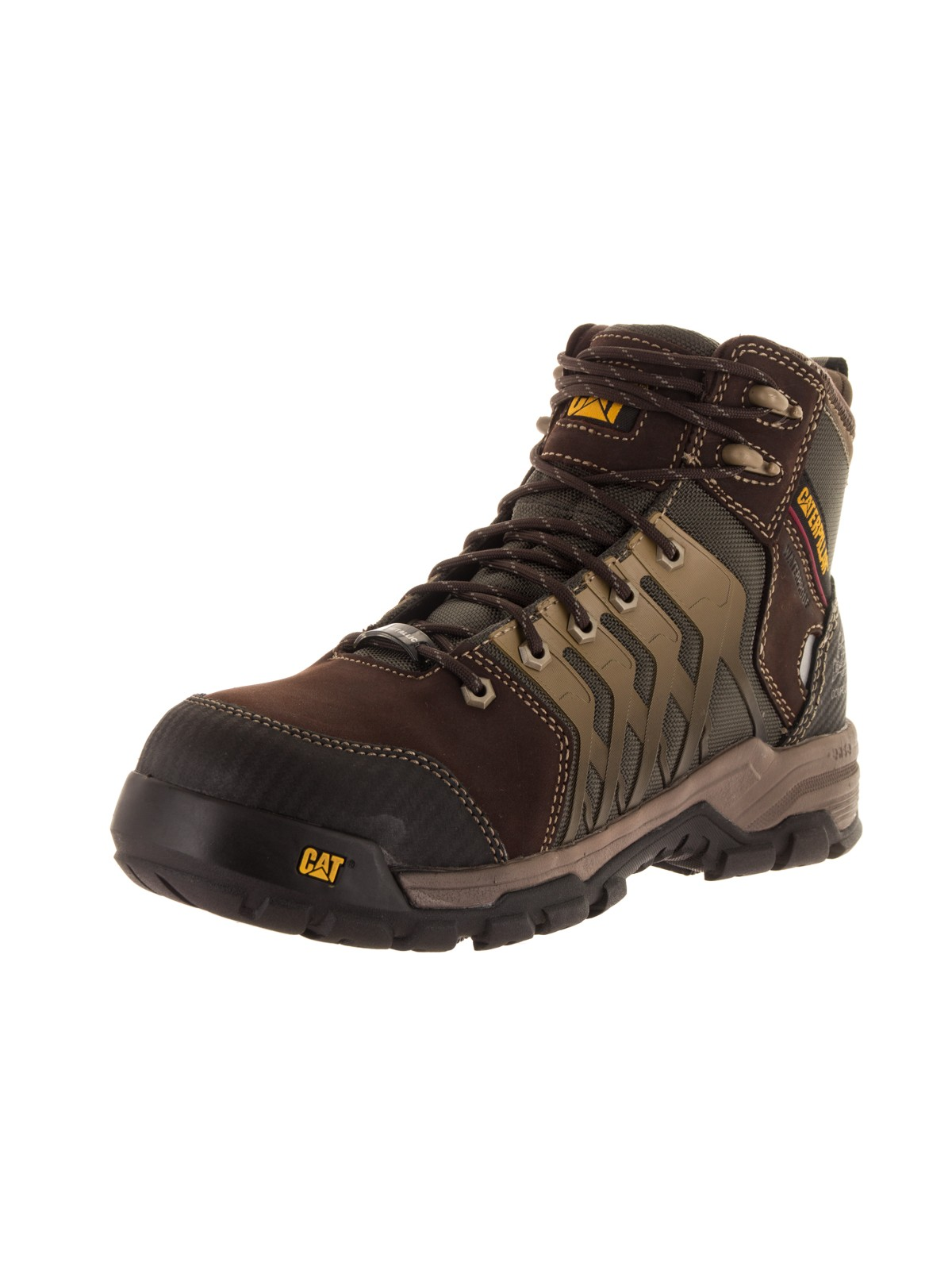 Caterpillar Men's Induction WP Composite Toe Boot
