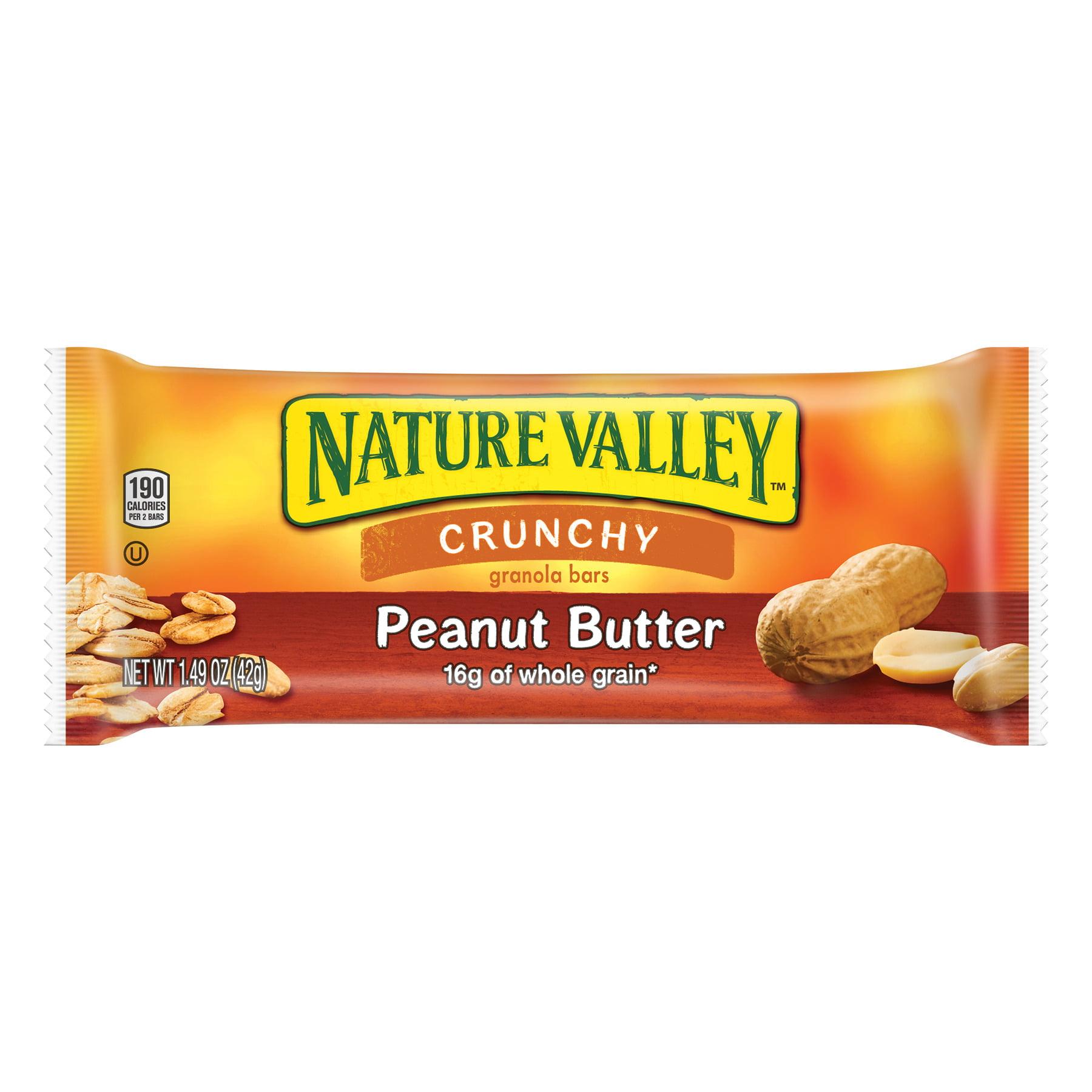 Nature Valley Peanut Butter Crunchy Bar