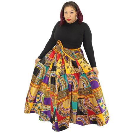 ddba5f4c5f African-Stars - African Planet Women's Dashiki Patch work Ankara ...