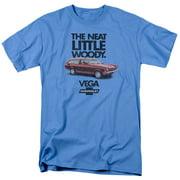 Chevy Vega The Neat Little Woody Mens Short Sleeve Shirt