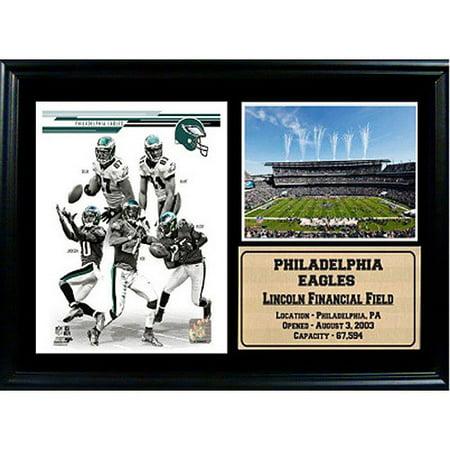 NFL Philadelphia Eagles Photo Stat Frame, 12x18 - Walmart.com