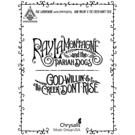 Ray LaMontagne and the Pariah Dogs - God Willin' & The Creek Don't Rise (Songbook) - - Rise Dot