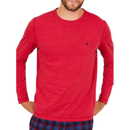 Long-Sleeve Crewneck Tee (Nautica L/s Shirt)