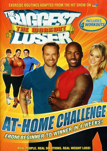 Biggest Loser: At Home Challenge by Trimark Home Video