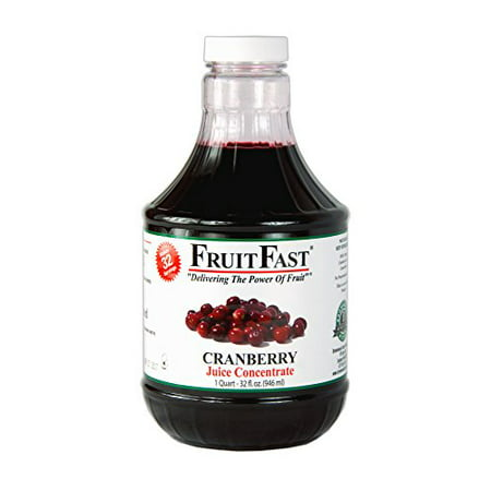 FruitFast - Cranberry Juice Concentrate