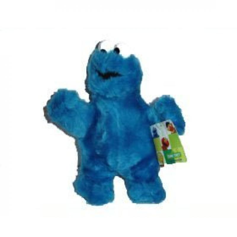 "Sesame Street : Cookie Monster 9"" Plush Figure Doll Toy by"