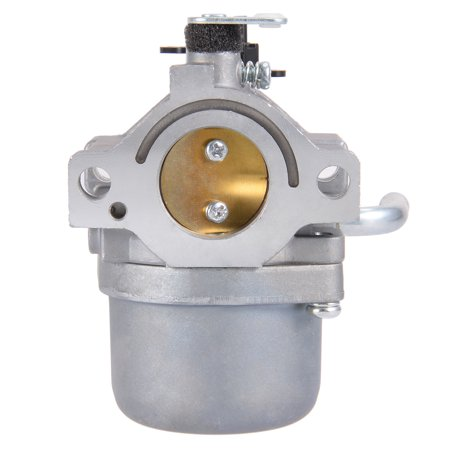 Carni Fuel - Unique Bargains New Carburetor for Briggs Stratton Engine 590399 796077 Carb w Gasket Fuel Line