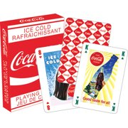 Coca-Cola Red Playing Cards Deck