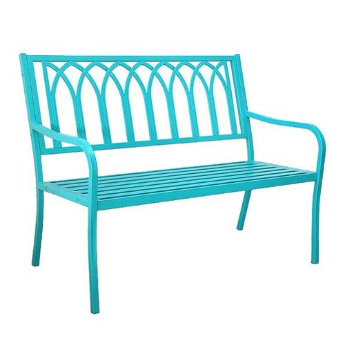 S548-2 Lakeside Outdoor Steel Bench