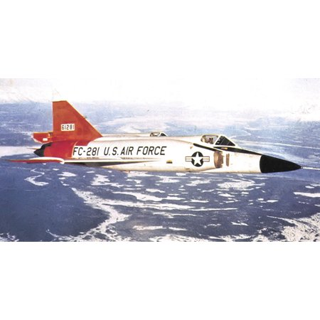 LAMINATED POSTER 31st Fighter Interceptor Squadron Convair F-102A-75-CO Delta Dagger 56-1281, 1965 Aircraft crashed 1 Poster Print 24 x (Interceptor Aircraft)