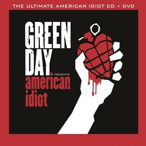 Green Day: Heart Like a Hand Grenade - The Ultimate American Idiot Colection [CD/DVD]