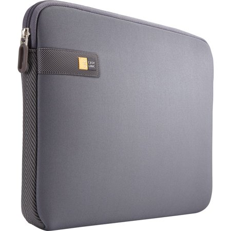 "Case Logic LAPS-113 (3201352) Carrying Case Sleeve for 13.3"" Laptop, Graphite"