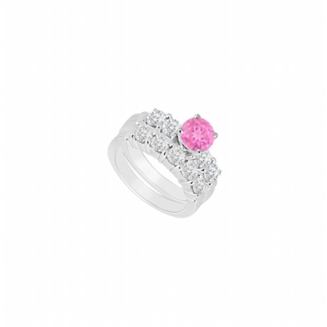 FineJewelryVault UBUJS661ABAGCZPS 925 Sterling Silver Cre...