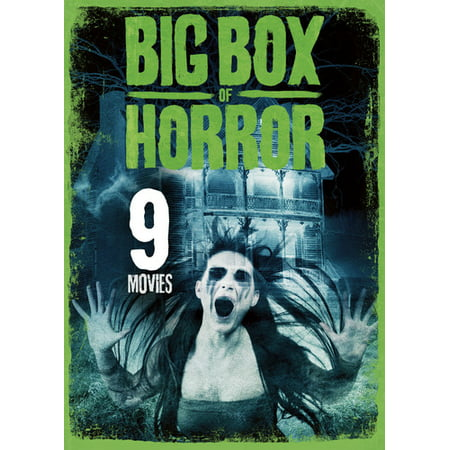 Big Box of Horror Volume 2 (DVD) (Big Boxes)
