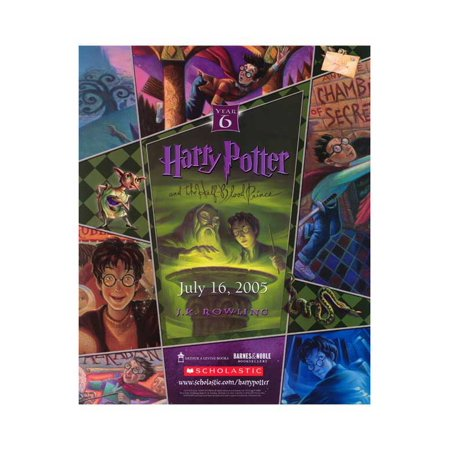 Harry Potter And The Half Blood Prince Poster Movie  27X40
