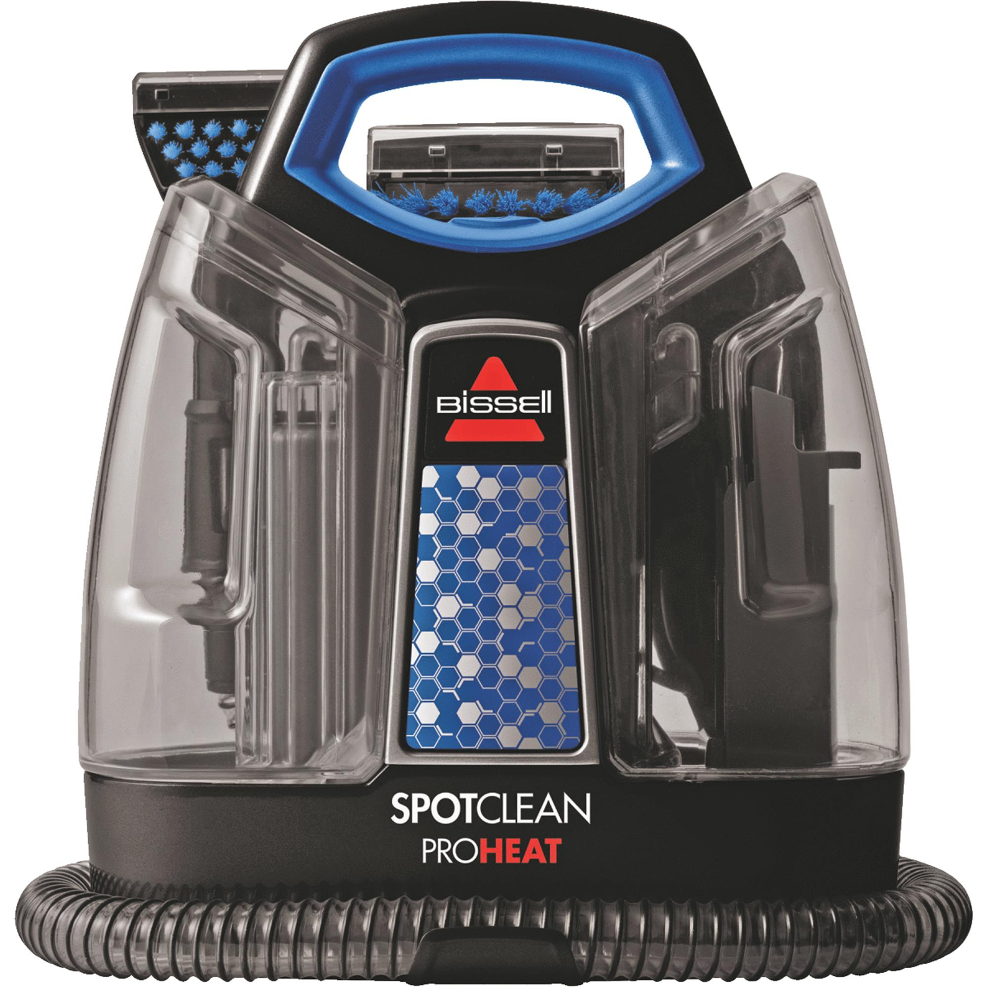 Bissell Spotclean Proheat Portable Carpet Cleaner Walmart Com