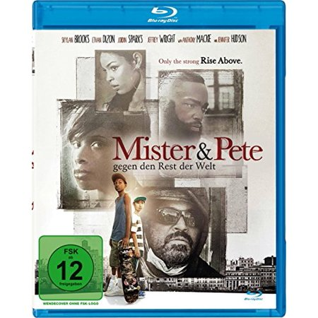 The Inevitable Defeat of Mister & Pete [ Blu-Ray, Reg.A/B/C Import - Germany (The Invisible Defeat Of Mister And Pete)