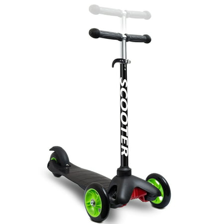 Den Haven Scooters for Kids Toddler Scooter - Deluxe Aluminum 3 Wheel Glider, Toddlers Training Three Wheeled Kid Ride on Toys Best for Little Boys & (Best Scooter For Mens In India 2017)