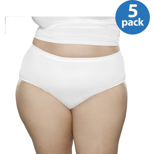Fruit of the Loom Fit for Me 5pk Microfiber Briefs
