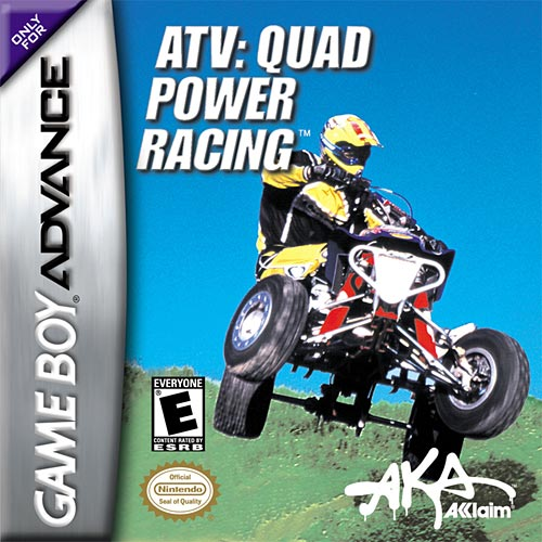 ATV Quad Power Racing GBA