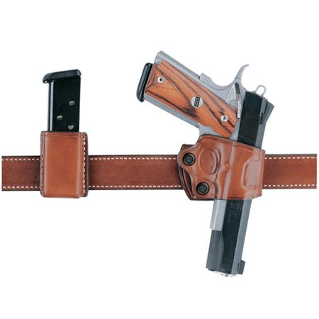 Aker Leather H154TPRU-CO1911 154 Yaqui Holster For Colt 1911 Right Hand