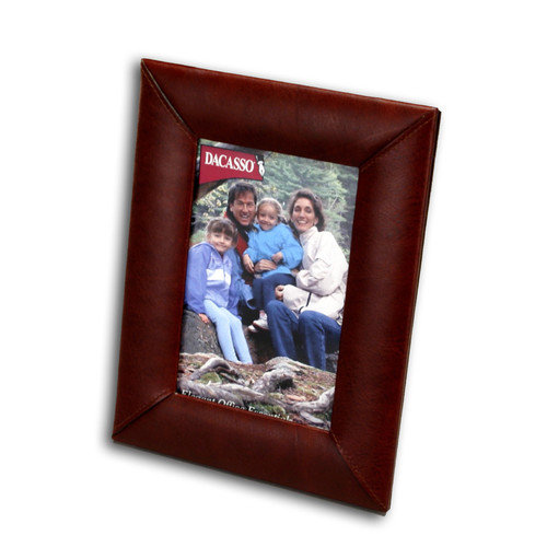 Dacasso 1000 Series Classic Leather Picture Frame