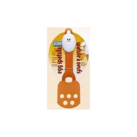 Joie Egg Face Small Mini Cooking Spatula Sandwich Turner Nonstick Safe