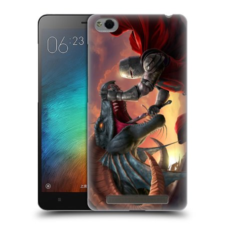 OFFICIAL TOM WOOD DRAGONS 2 HARD BACK CASE FOR XIAOMI